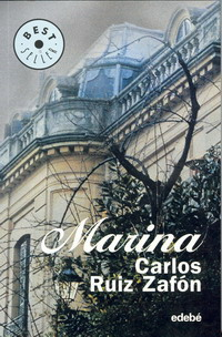 Marina, Carlos Ruiz Zafón Marina
